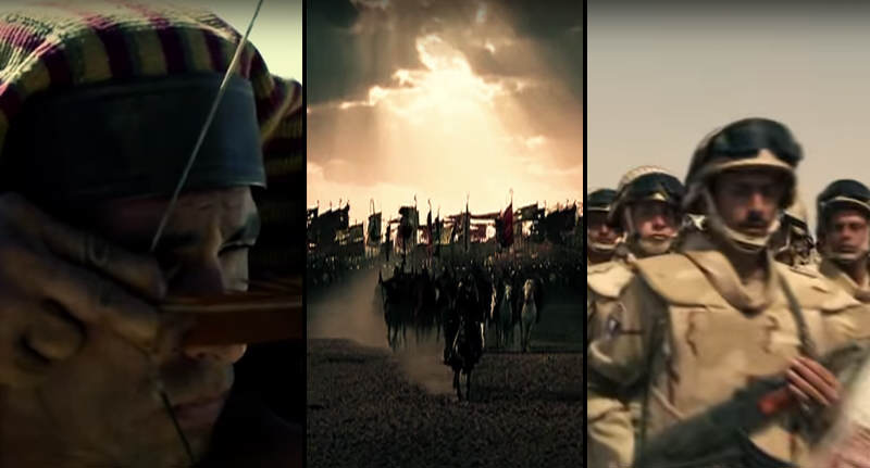 Egyptian Army Goes Full Hollywood In Epic Recruitment Video FaceThumb 49