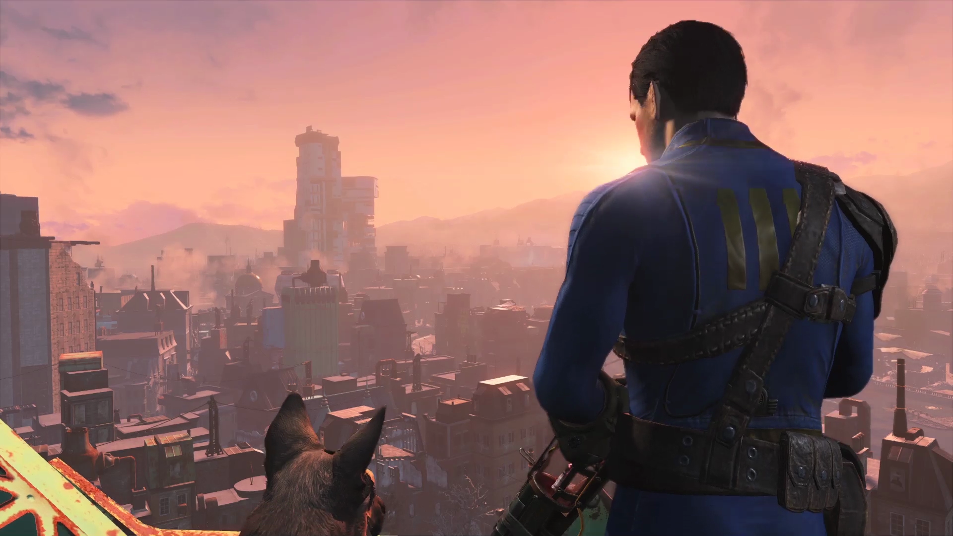Fallout 4s Updated Survival Mode Coming Very Soon Fallout4 E3 CityVista