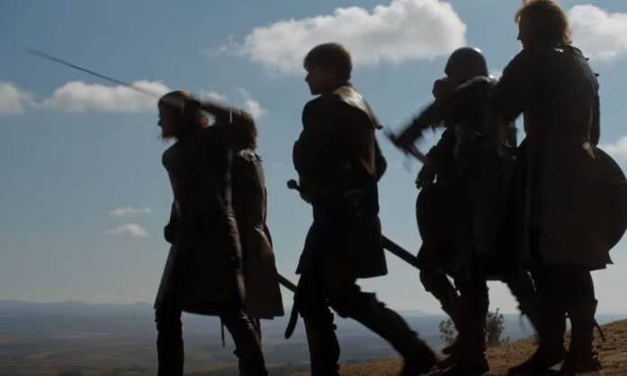 Game of thrones trailer 12