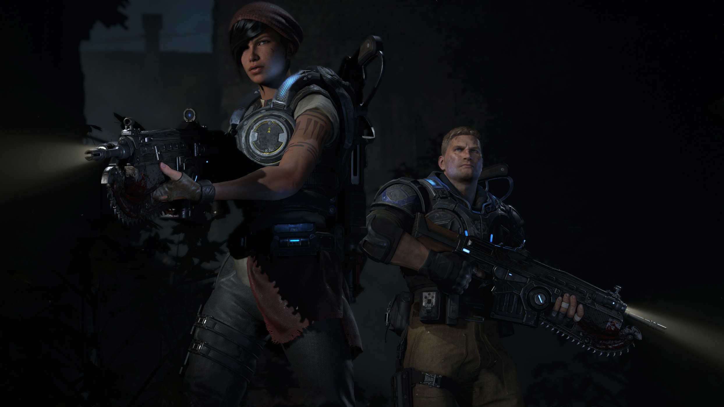 Gears Of War 4 Cast Revealed, With A Nice Surprise For Fans GearsOfWar4 1 jpg