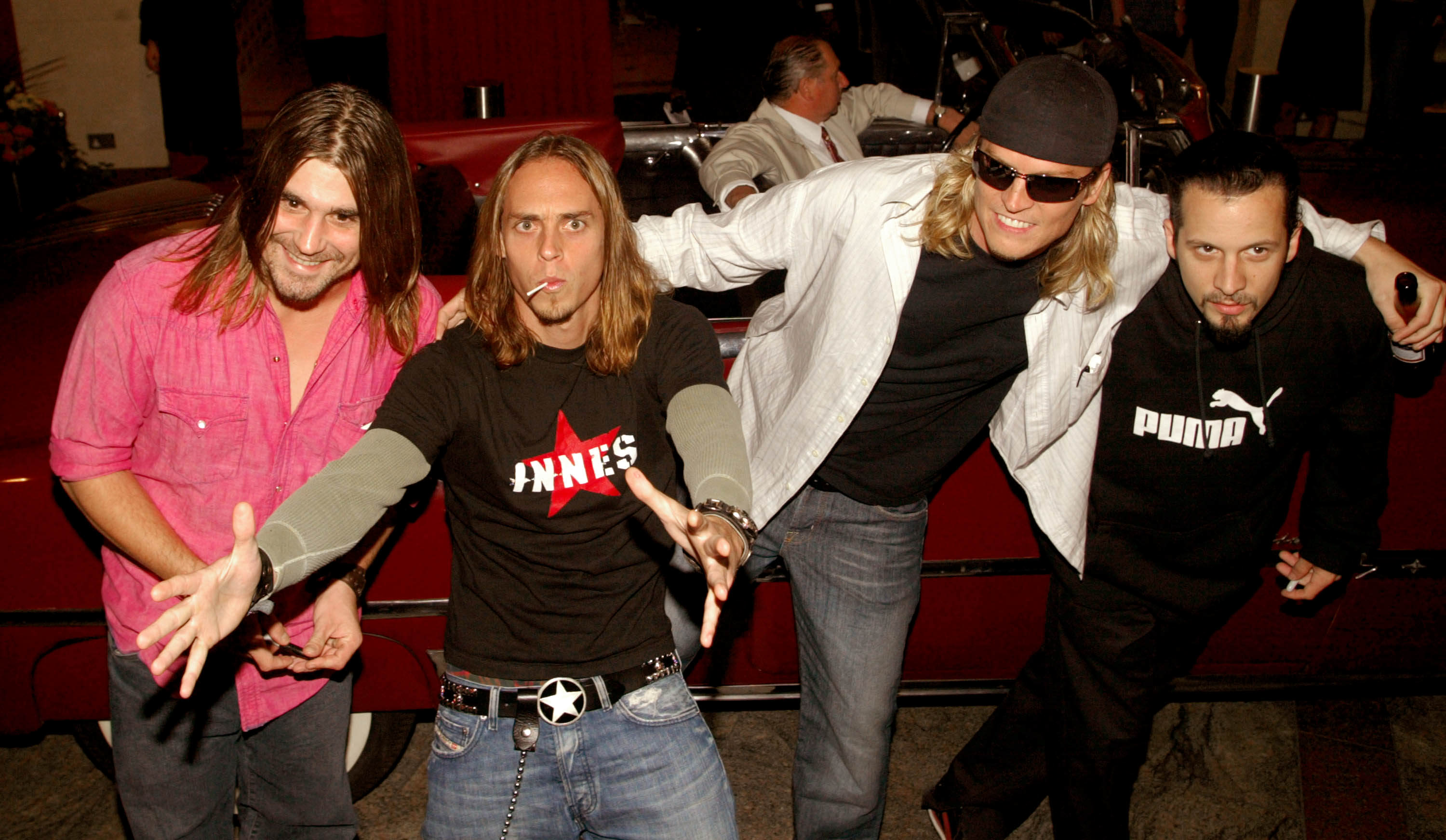 Entire Band Quit Puddle Of Mudd Mid Show After Lead Singer Meltdown GettyImages 1356666