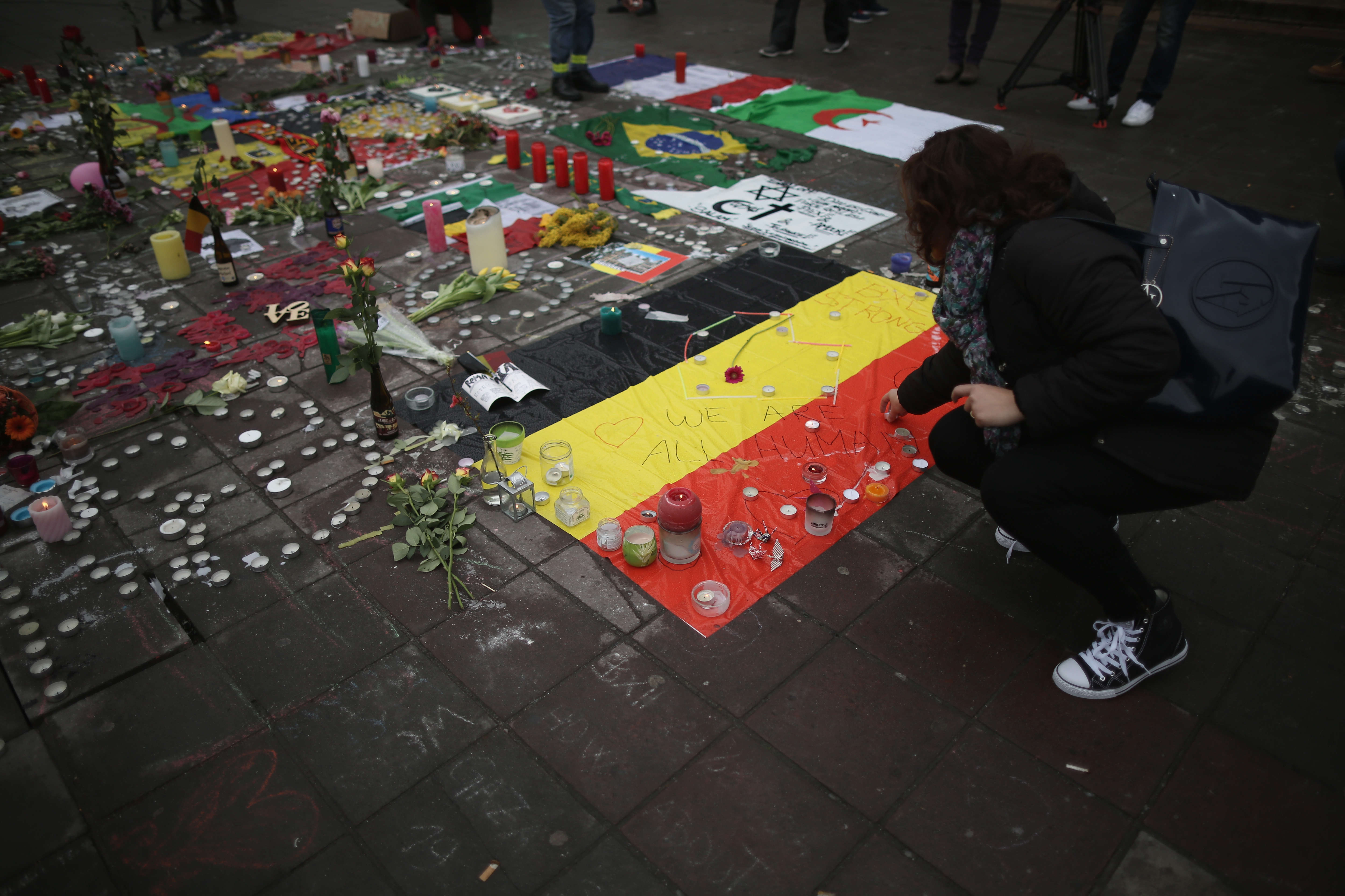 BREAKING: As Main Suspect Arrested, Heres The Latest On Brussels Attacks GettyImages 517032900