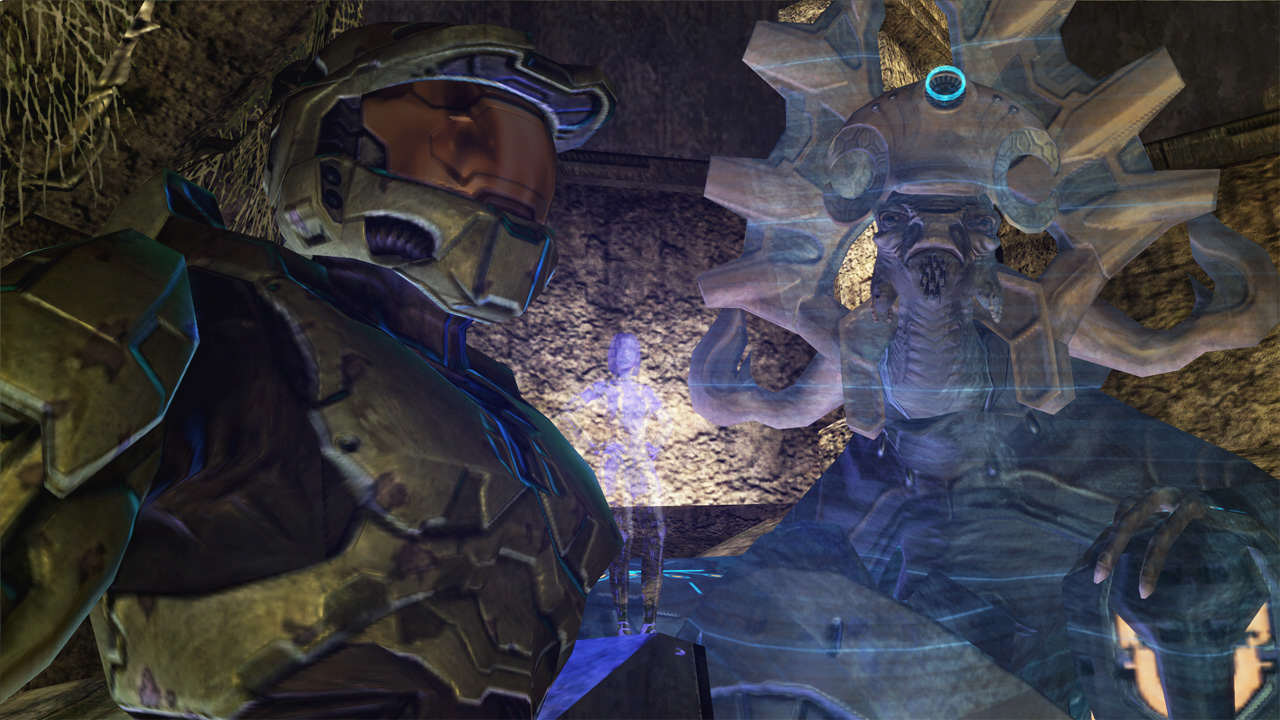 Halo 2s Ending Was Originally Very Different Goingtoactivatehalo