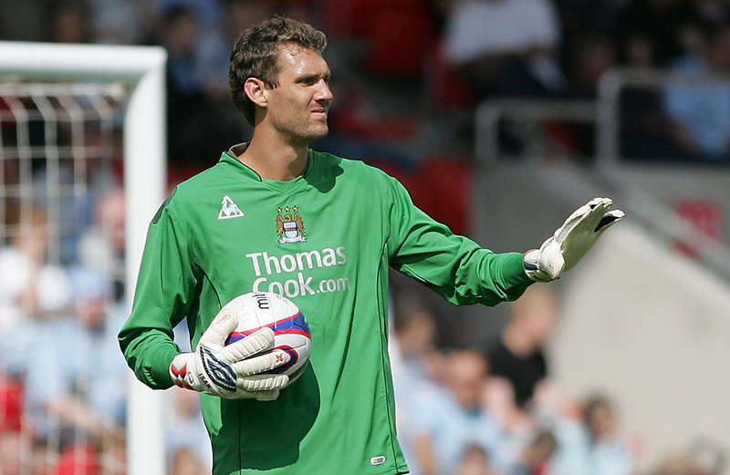 Epic Error Shows City Were Right To Get Rid Of Keeper Isaksson shoot
