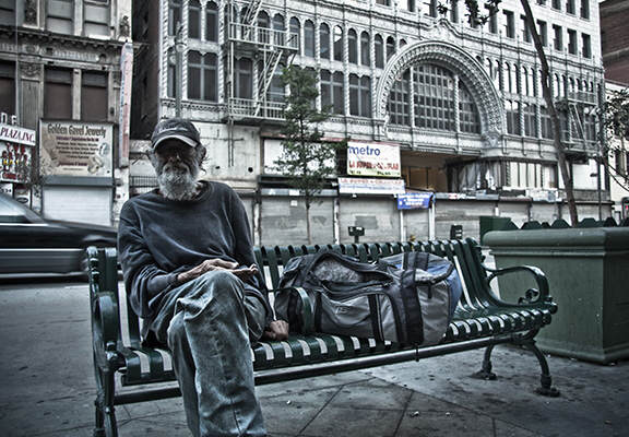Los Angeles Has A Great Idea To Help Solve Its Homelessness Problem