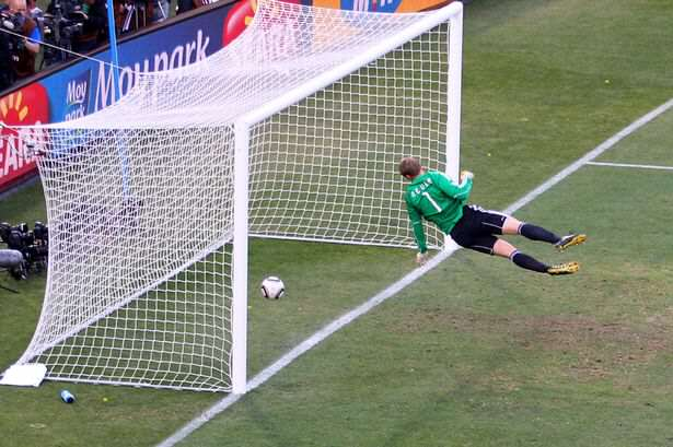Lampard Germany goal