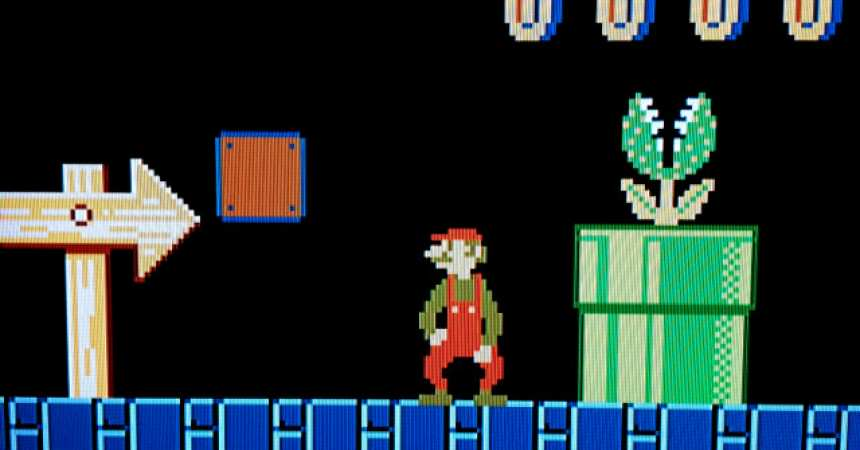 Eleven Great Videogame Easter Eggs From 2014/15 LankyMario 860x450