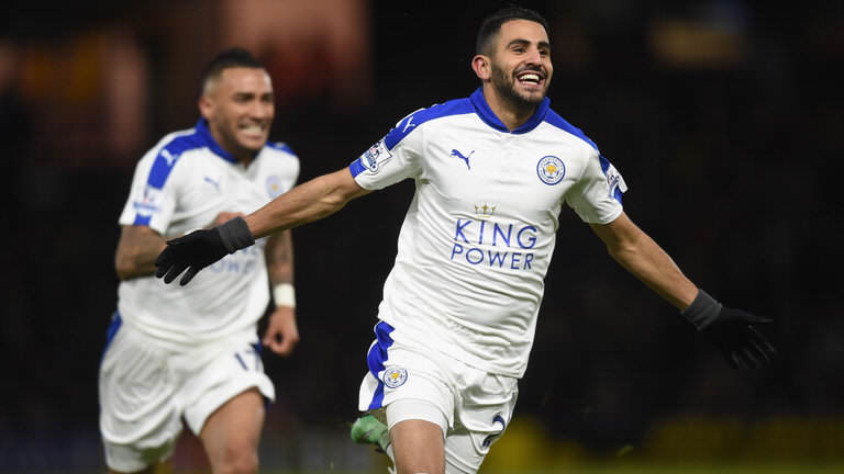 The Big Four Will Never Die, And Heres Why Mahrez Watford SkySports 3