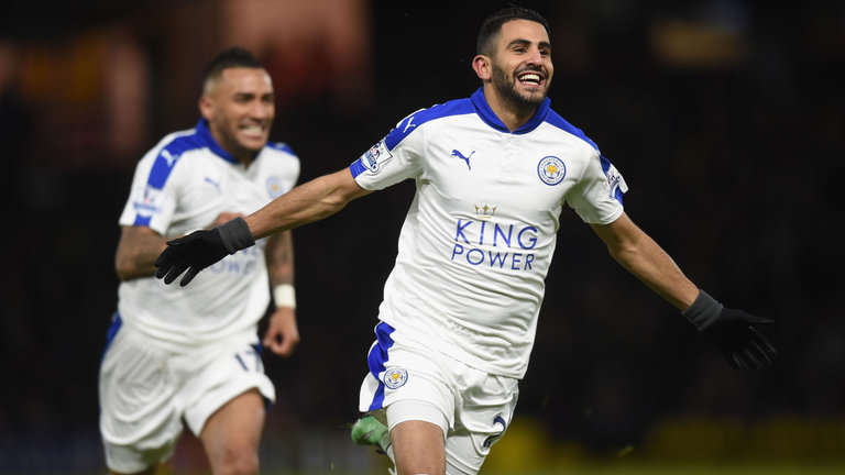 Five Things The Premier League Taught Us This Weekend Mahrez Watford SkySports