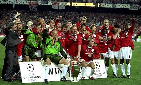 Five Of Manchester Uniteds Most Memorable European Nights Man U 99 footyplace 1