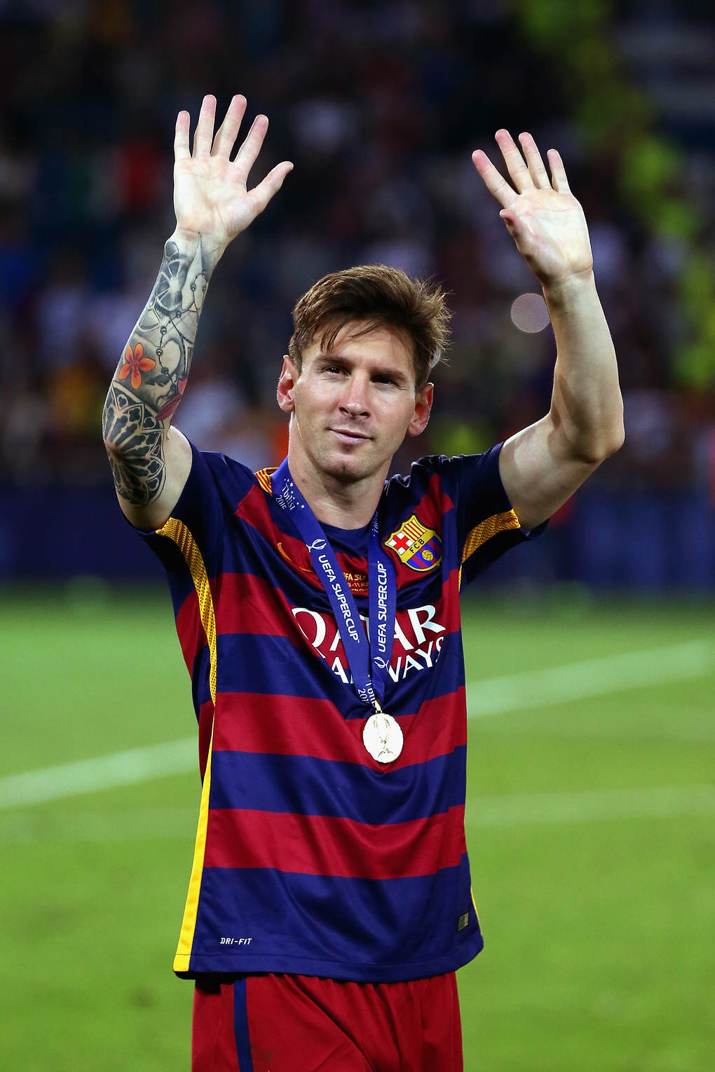 Barcelona Win Mini Clasico, Show Theyre F*cking Ridiculous At Every Level Messi standing seattle times