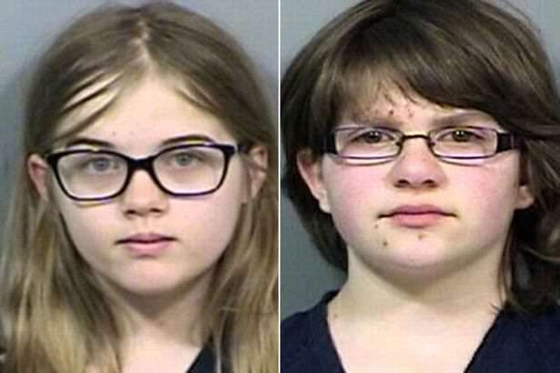 Slenderman Killings Documentary Could Be The Next Making A Murderer Morgan Geyser and Anissa Weir