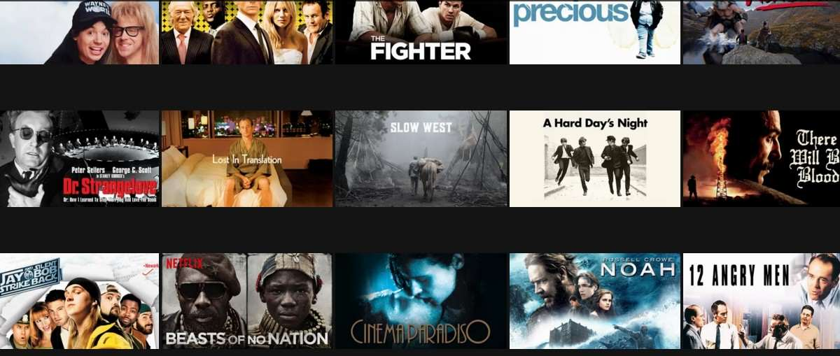 Dont Settle For UK Netflix, Heres How To Get The Better U.S. Version Netflix 1200x509