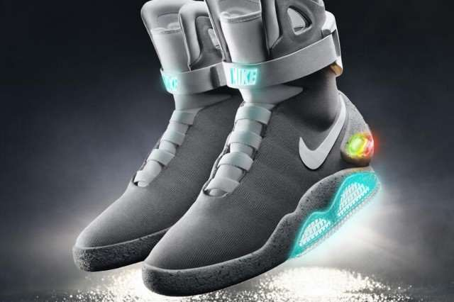 Self Lacing Nikes Are Going To Be Here Sooner Than You Think Nike Mag 640x426