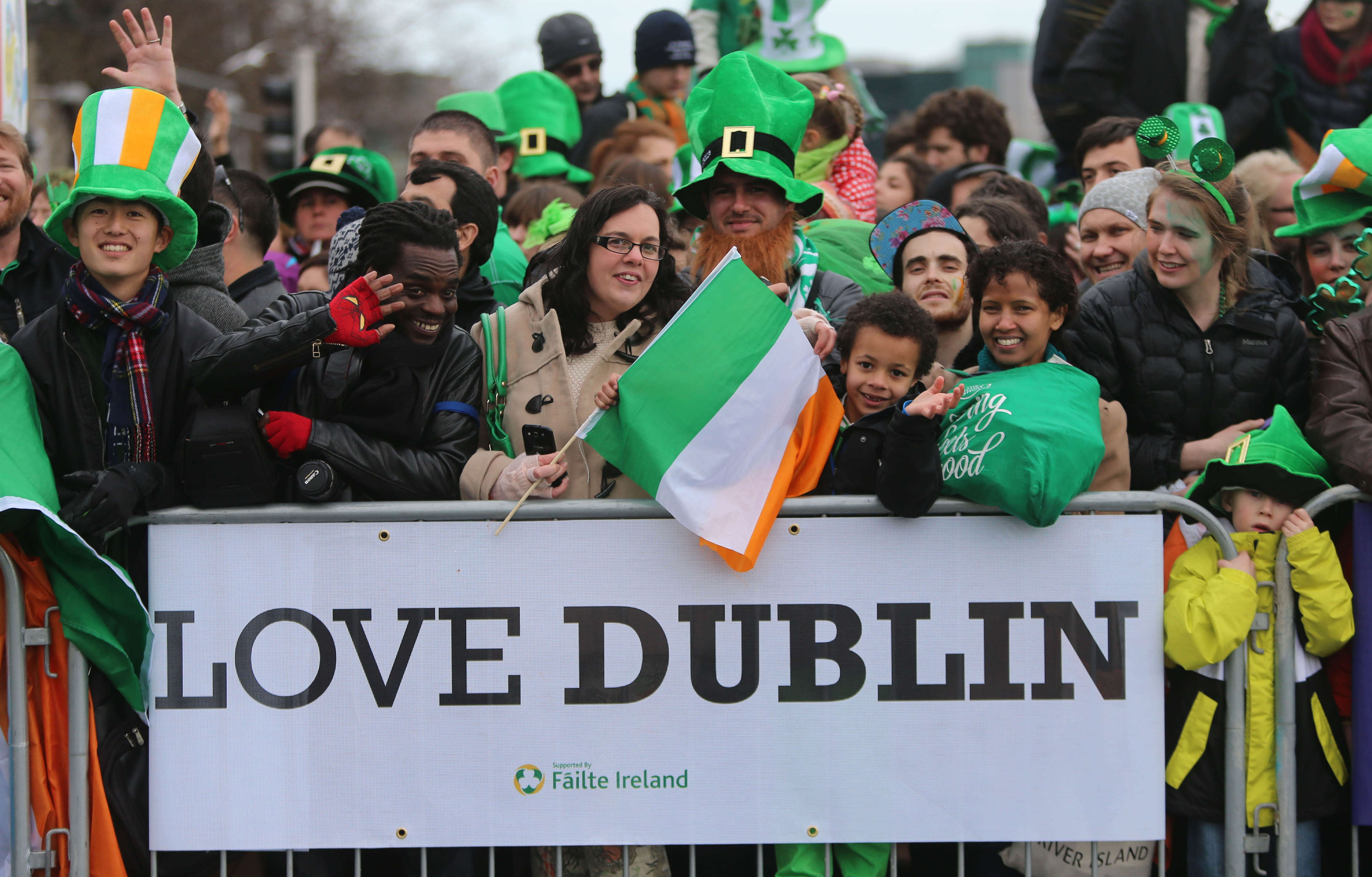 This Is The Weird Sh*t People Search Pornhub For On St Patricks Day PA 19317511