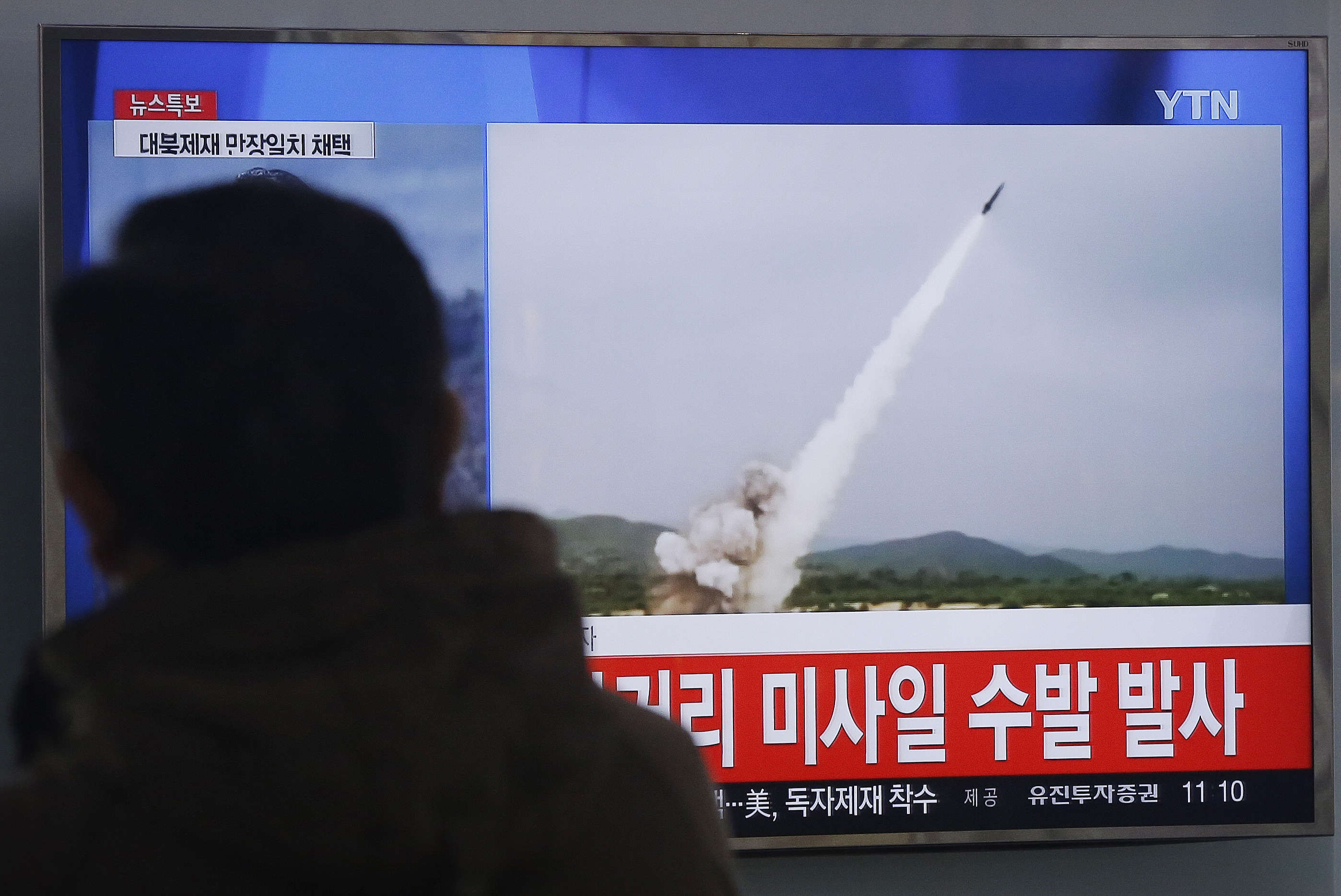 North Korea Are Trying Their Hardest To Start World War Three PA 25717851