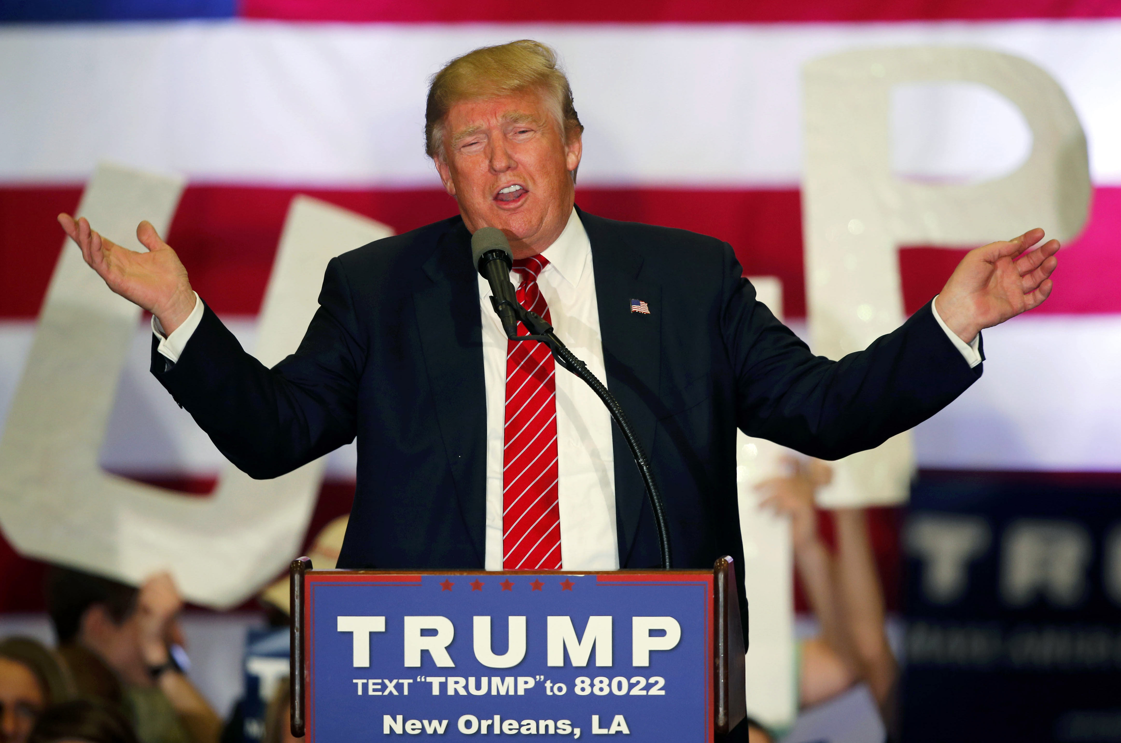 Donald Trumps Voicemails Hacked By Anonymous, Embarrassing Messages Leaked Online PA 25736922