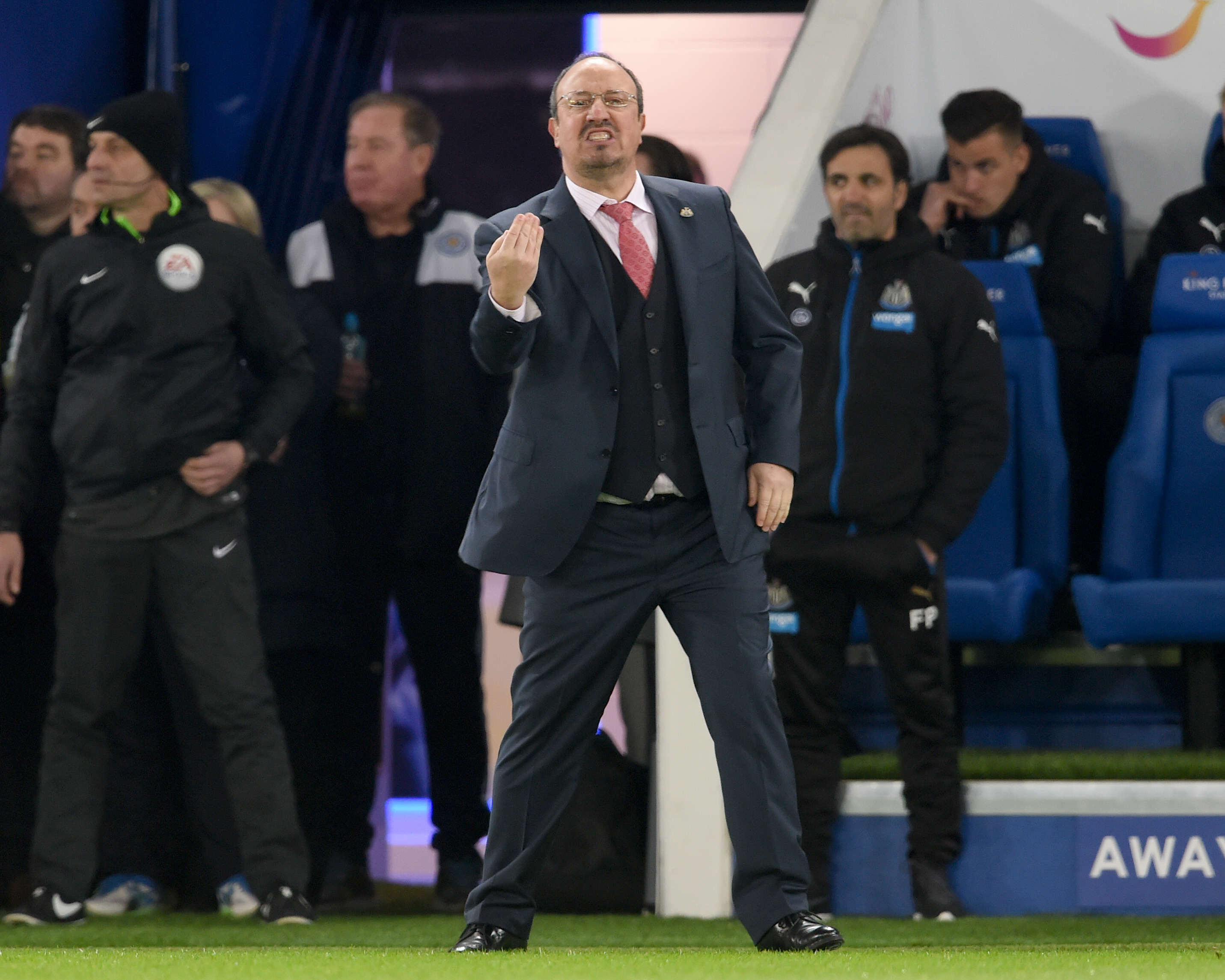 Five Things Benitez Needs To Improve To Save Newcastle PA 25826187