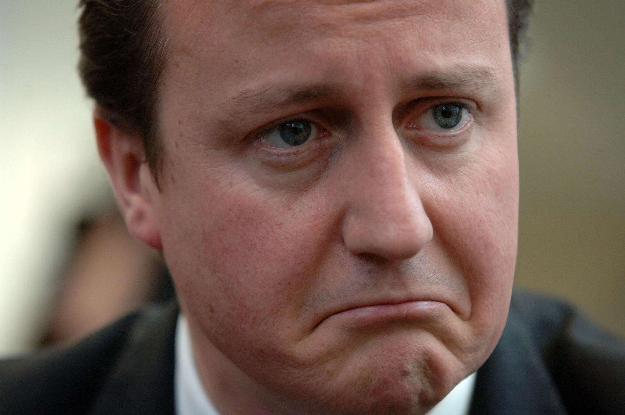 David Cameron Has Axed His Own Mums Job With Latest Tory Cuts PA 4276282