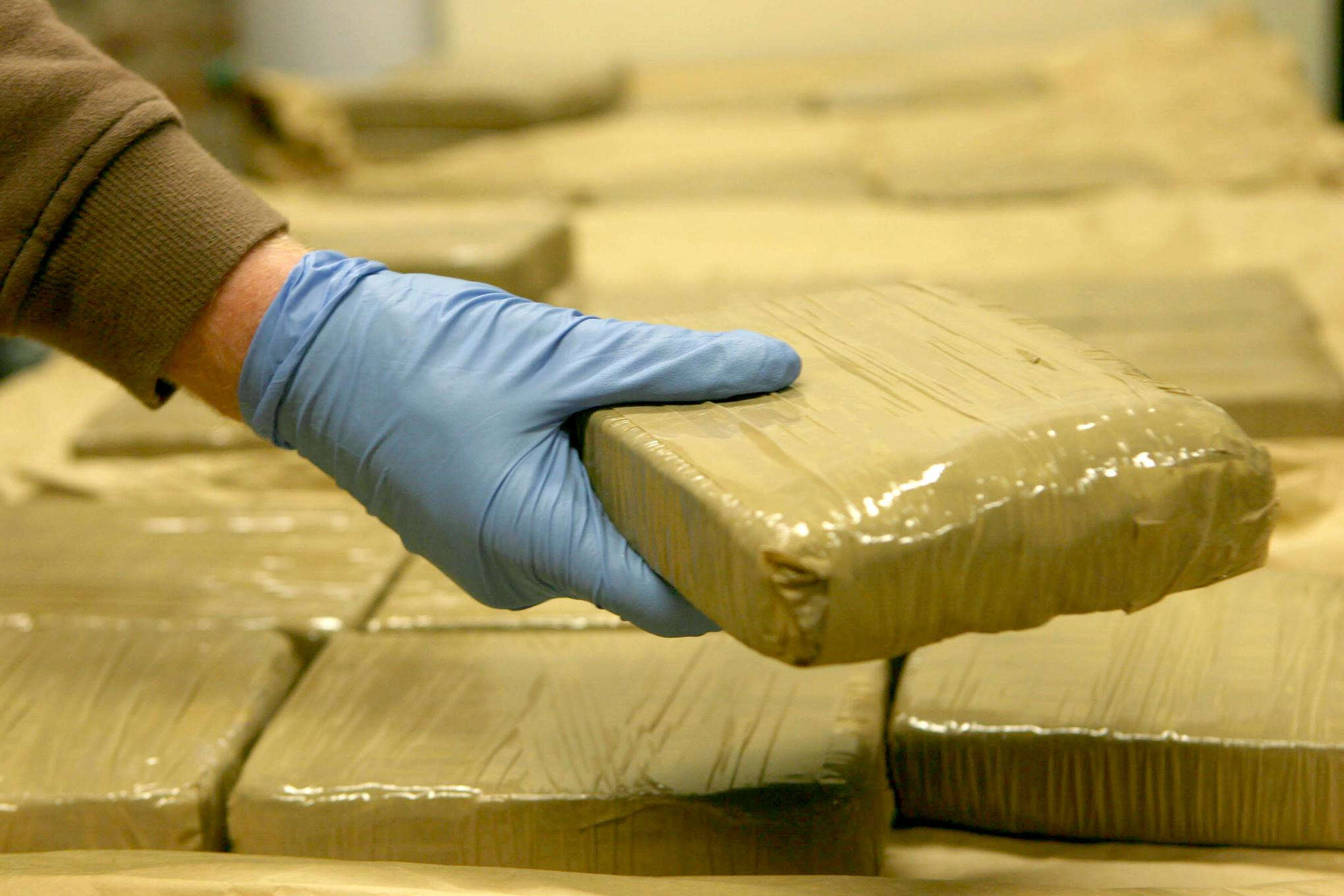 Two held over 7m Euro heroin seizure