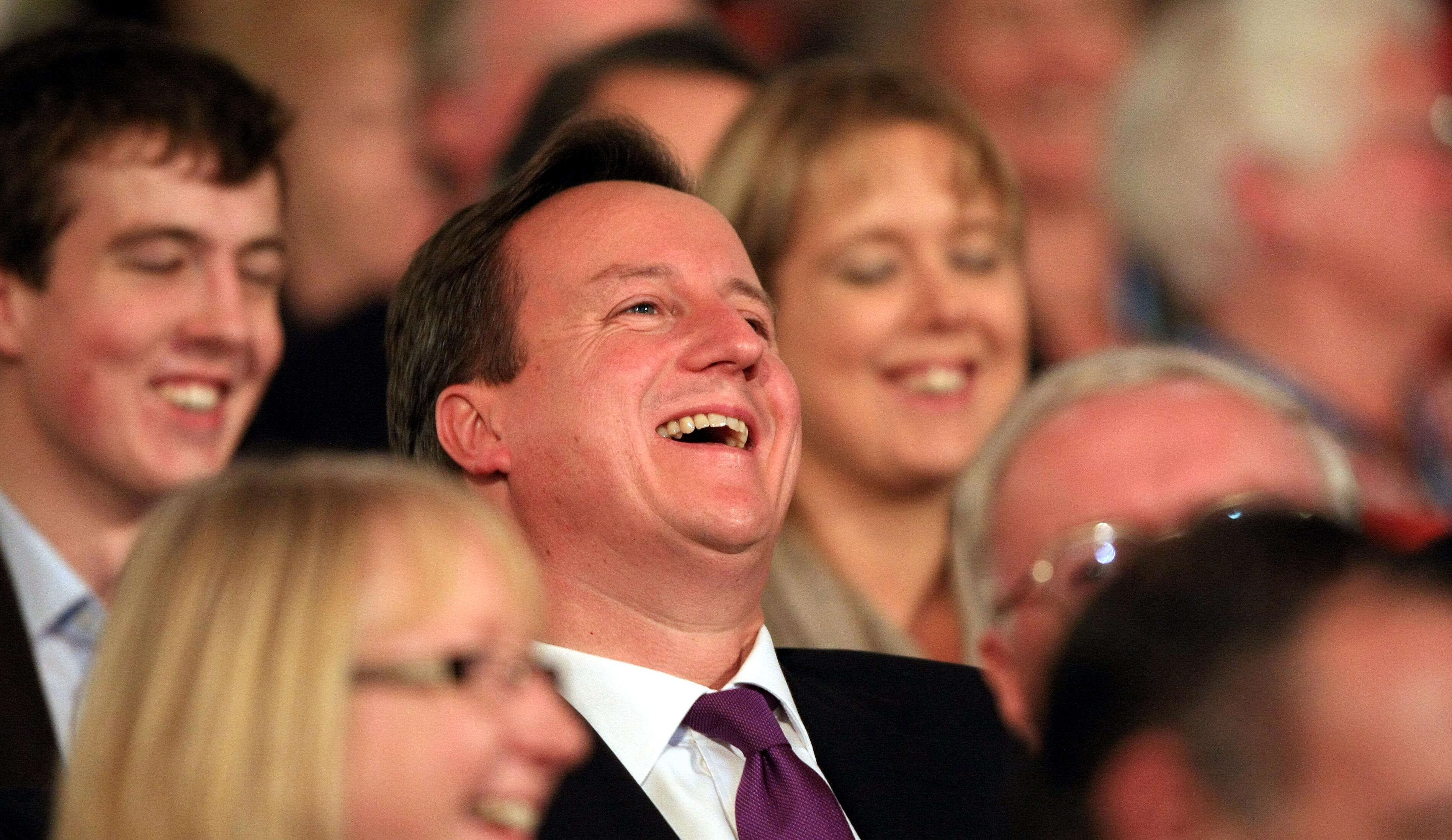 David Cameron Has Axed His Own Mums Job With Latest Tory Cuts PA 9562755
