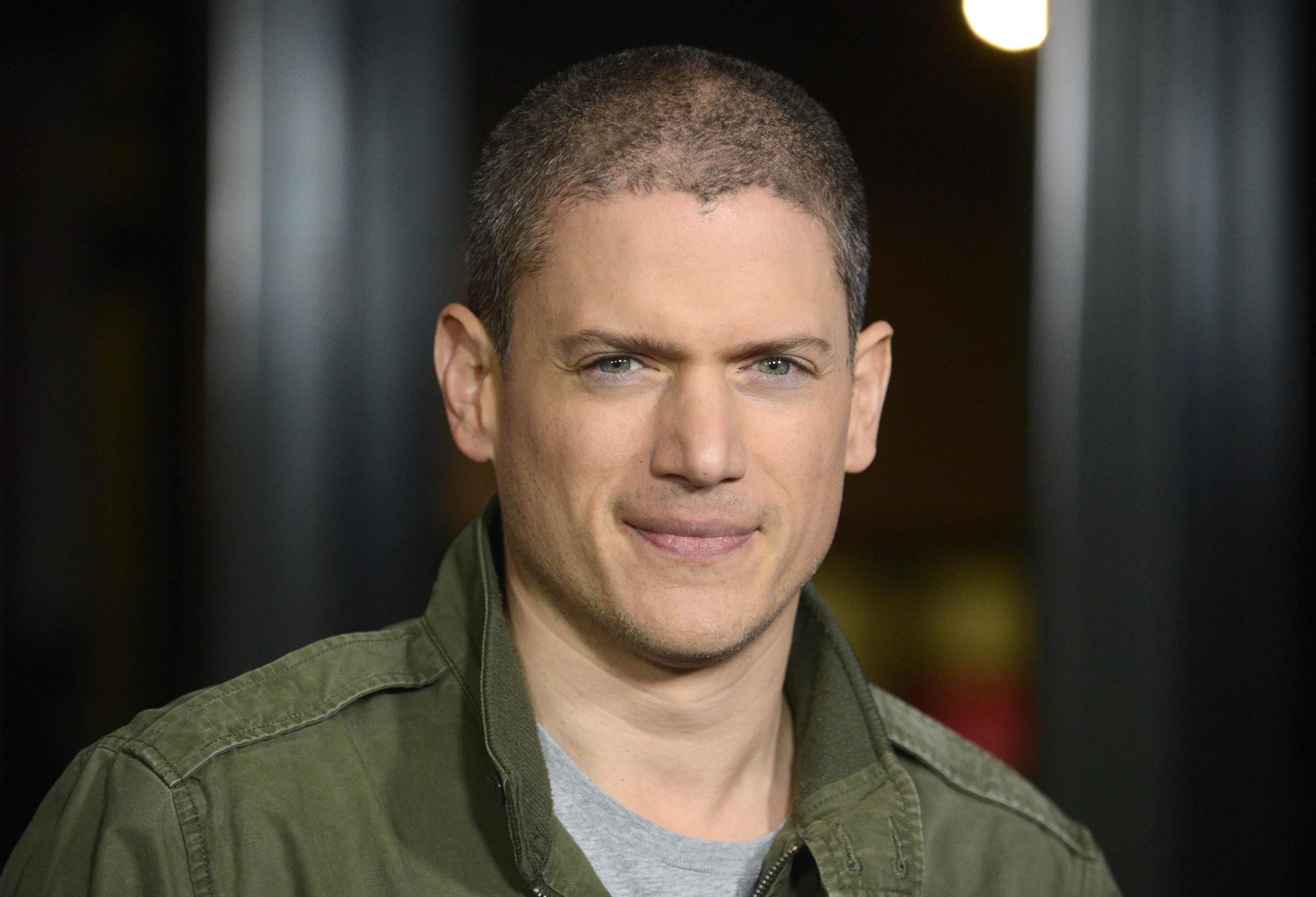 Wentworth Miller Tackles His Bullies