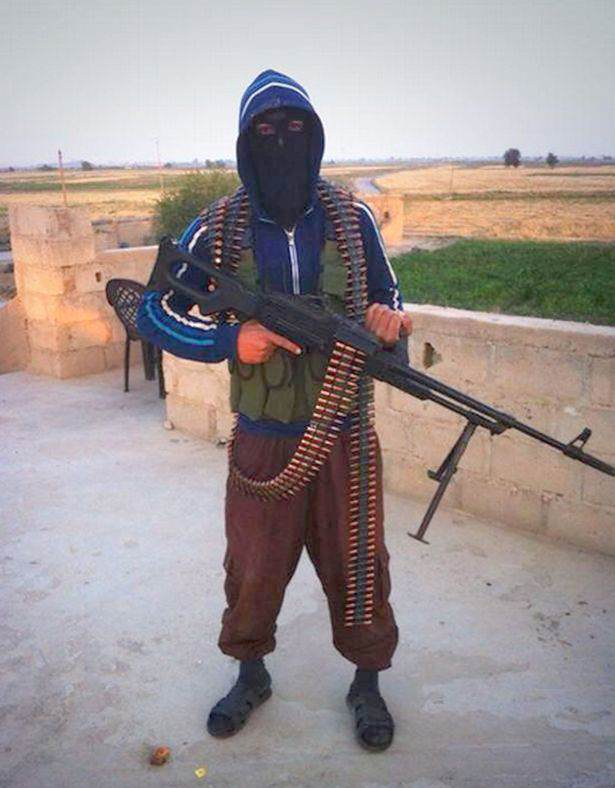 ISIS Document Leak Reportedly Reveals Personal Details About British Jihadis Reyaad Khan 1