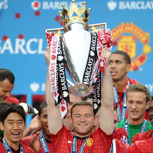 Are Elite Clubs About To Form Their Own Super League? Rooney PL Trophy Sun