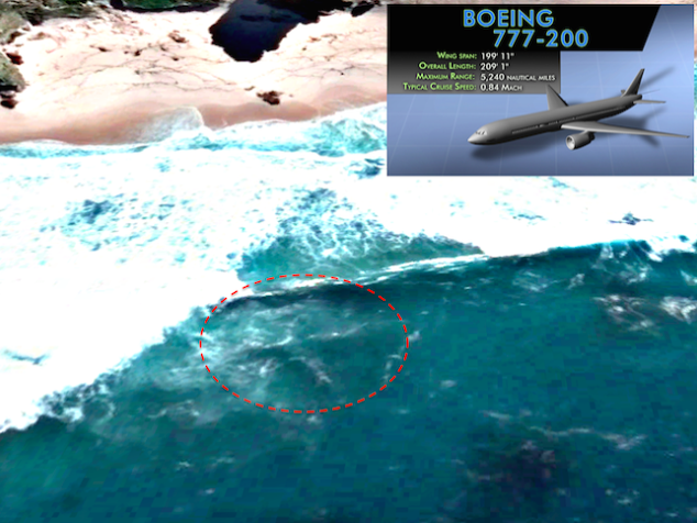U.S. Military Vet Claims Hes Found Missing MH370 Plane Screen Shot 2016 03 04 at 10.25.44
