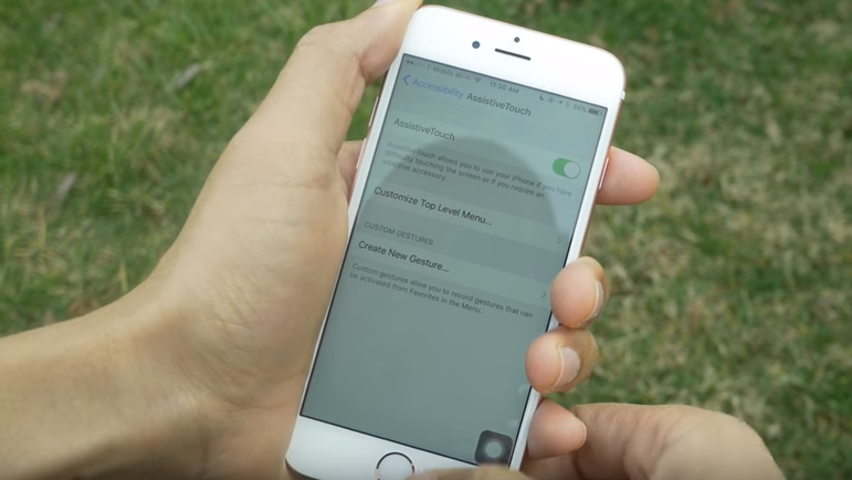 Heres How To Activate iPhone Glitch That Makes Your Phone Run Faster Screen Shot 2016 03 10 at 10.21.09