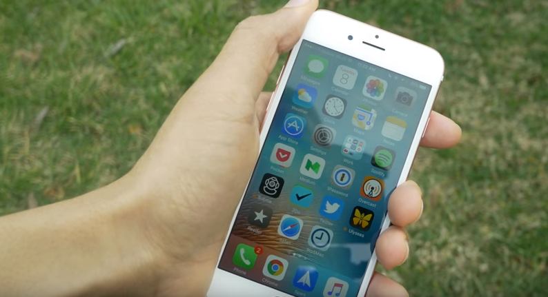 Heres How To Activate iPhone Glitch That Makes Your Phone Run Faster Screen Shot 2016 03 10 at 10.21.54