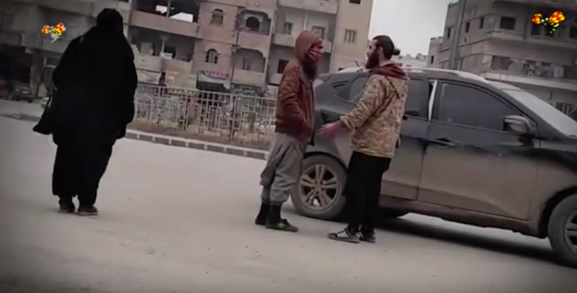 Women Share Secret Footage Of What Life Under ISIS Is Really Like Screen Shot 2016 03 14 at 14.52.54