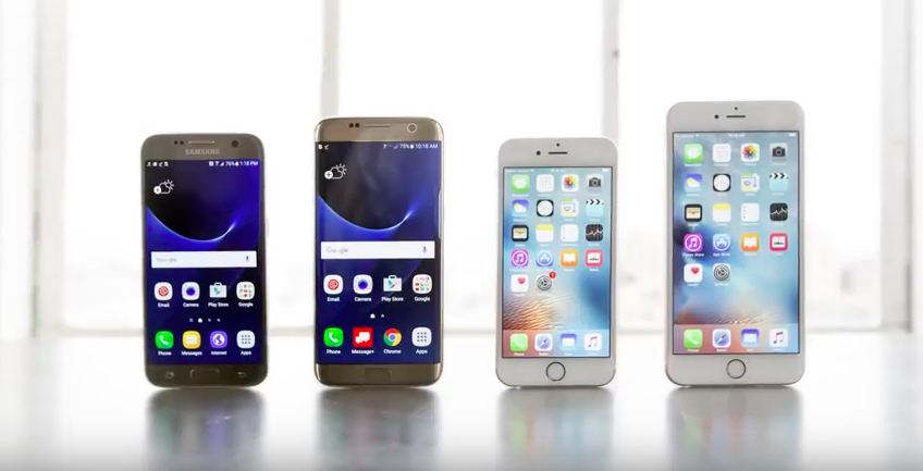 Galaxy S7 Vs iPhone 6S: Which One Is More Resilient? Screen Shot 2016 03 15 at 16.12.27