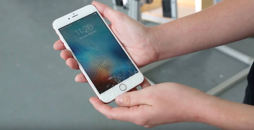Galaxy S7 Vs iPhone 6S: Which One Is More Resilient? Screen Shot 2016 03 15 at 16.15.46