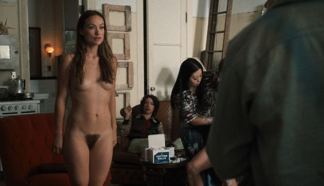 Olivia Wilde Sends Internet Into Meltdown With Shock Nude Scene In Vinyl Screen Shot 2016 03 21 at 19.11.26