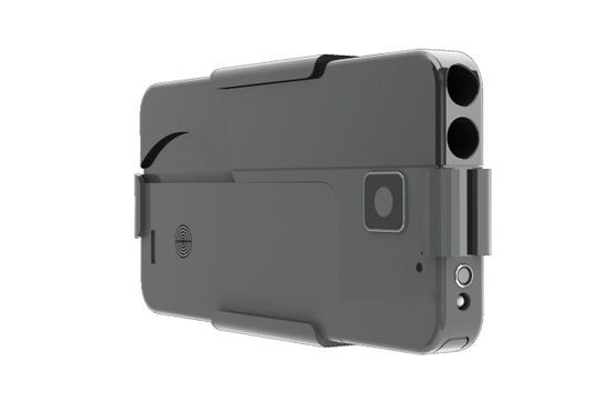 This Gun Looks Like An iPhone, Which Is A Terrifying Development Screen Shot 2016 03 26 at 15.44.40
