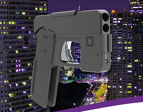 This Gun Looks Like An iPhone, Which Is A Terrifying Development Screen Shot 2016 03 26 at 15.46.05
