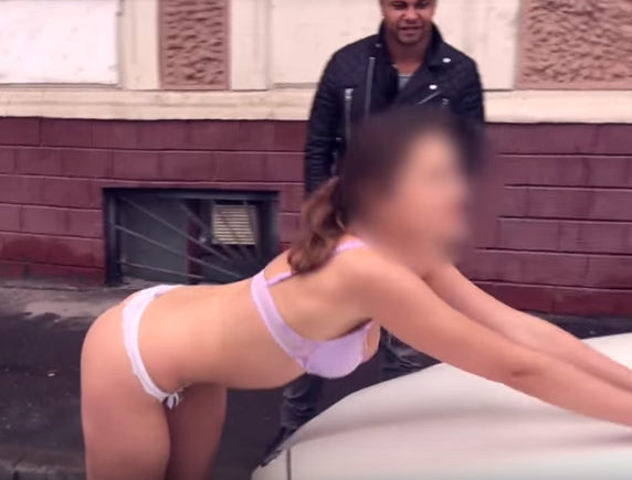 Russian Oligarchs Son Tricks Girls Into Stripping And Cleaning His Car For Cash Screen Shot 2016 03 30 at 16.30.28