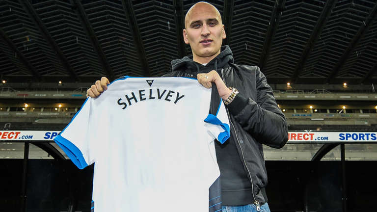 UNILAD Footballs Alternative England Team Shelvey sky sports 1
