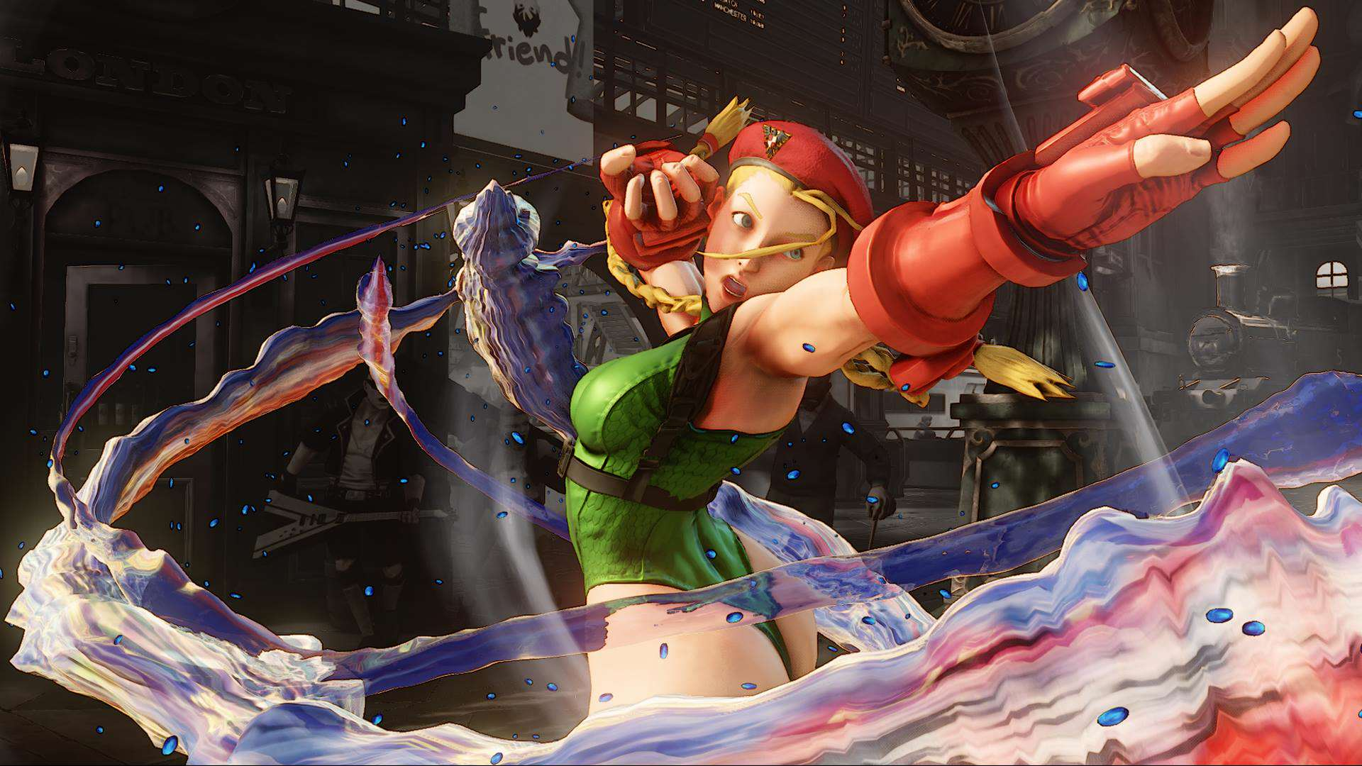 Early Street Fighter V Designs Show Some Pretty Weird Fighters Street Fighter V