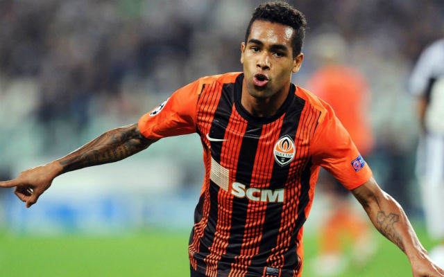 Judging By This Goal, Alex Teixeira Is Loving Life In China Teixeira