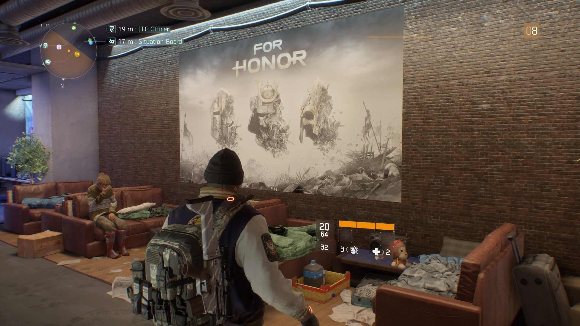The Division Has A Great Easter Egg That Looks To Future Games Tom Clancys The Division™ 20160308203410 1