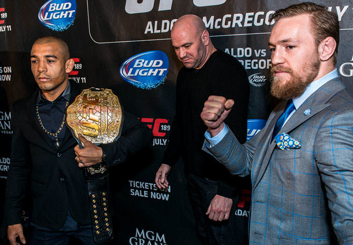 Jose Aldo Explains Why He Turned Down Conor McGregor Rematch aldo1