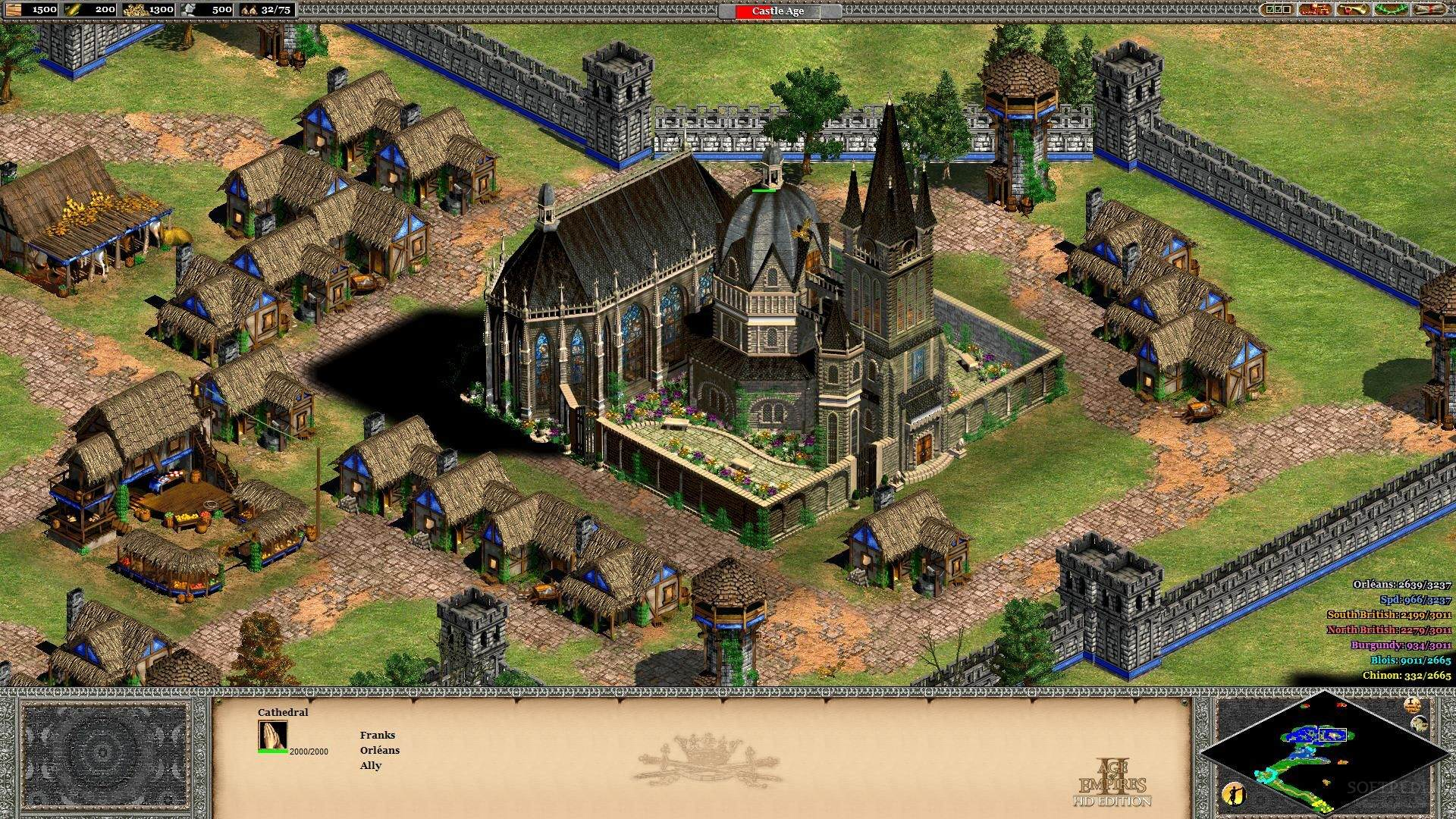 Bill Gates Looking Into New Age Of Empires Sequel aoe2hdscr 018 large