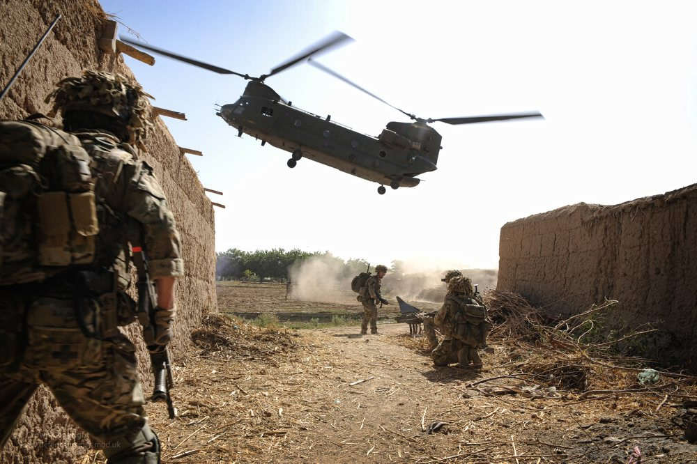 A British Soldier Commits Suicide Almost Every Two Weeks, Says New Report army