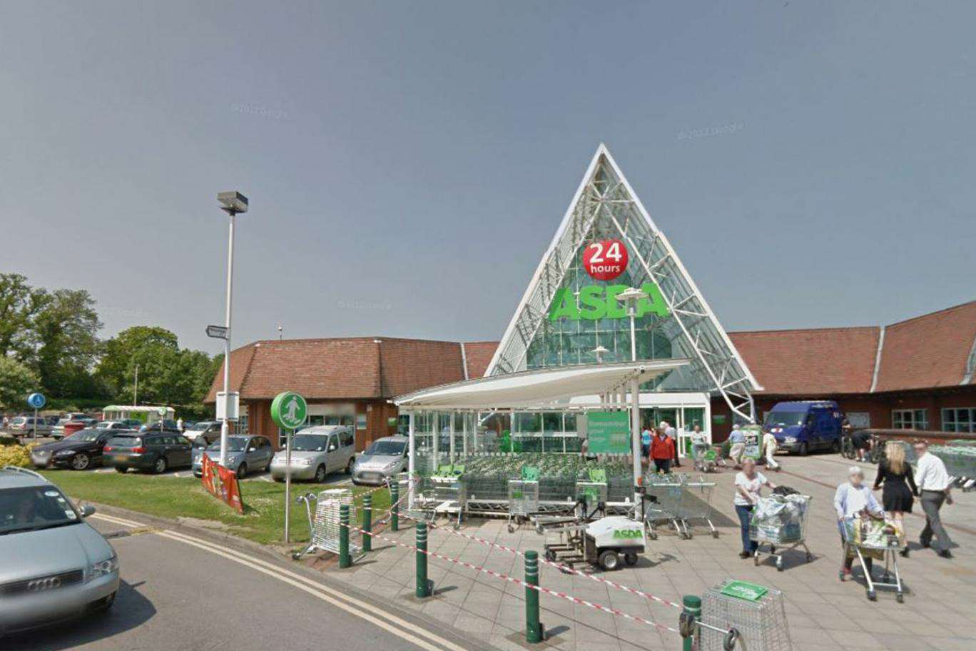 Nine Month Pregnant Woman Fined For Using Mother And Child Space asda1