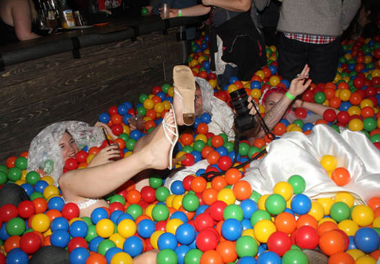 There's Now A Ball Pit Bar For Adults Who Want To Be A Kid Again ball pit web thumb