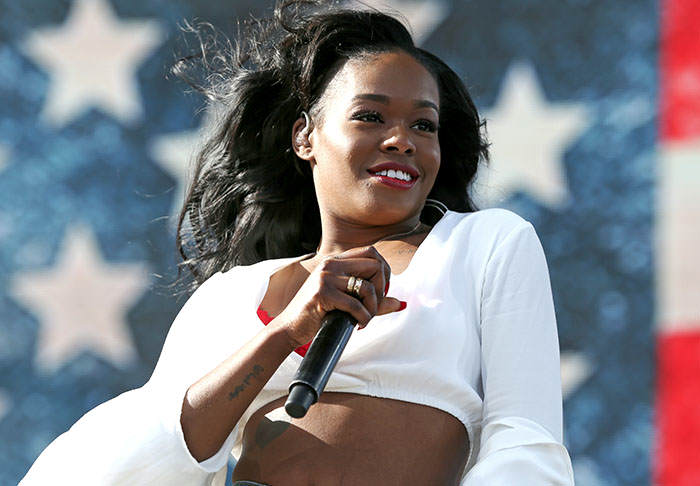 Azealia Banks Returns To Twitter, Reveals Nude Album Cover, Leaves Again banks1