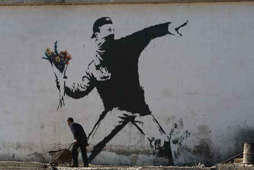 Criminal Profiling Reveals Who Banksy Really Is banksy