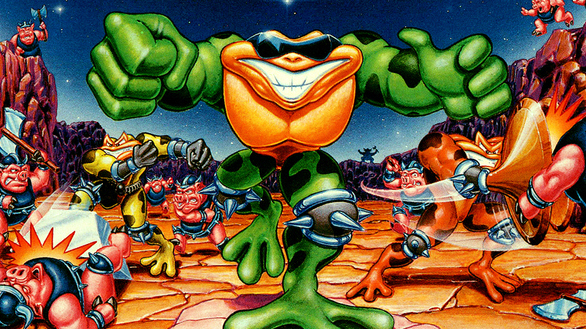 Five Of The Most Punishingly Hard Videogames Ever battletoads